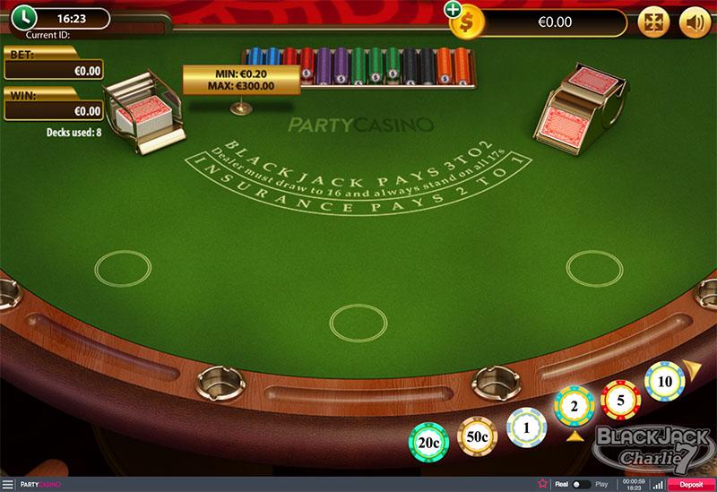 Blackjack Charlie 7