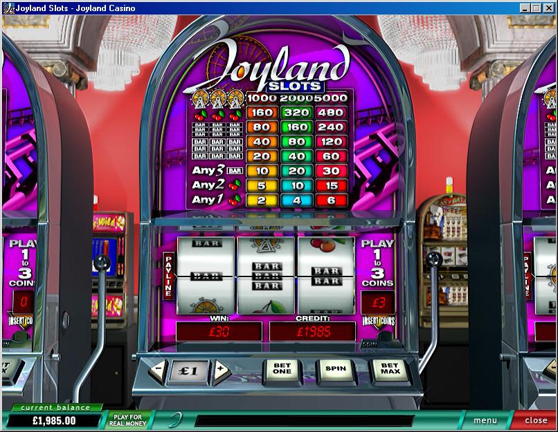 Joyland Slots