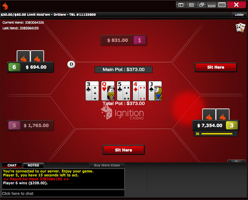 Ignition Poker Online - Review Of US-Facing Poker Site
