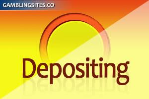 Depositing